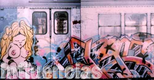 El graffiti Arte e Historia