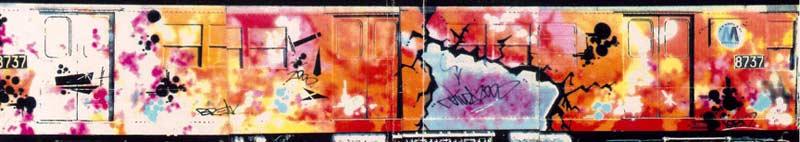 estilo graffiti