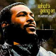 Carátula del What's going on, Marvin Gaye